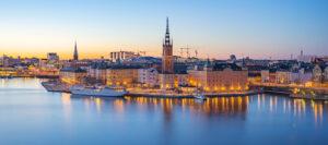 Stambyte i Stockholm