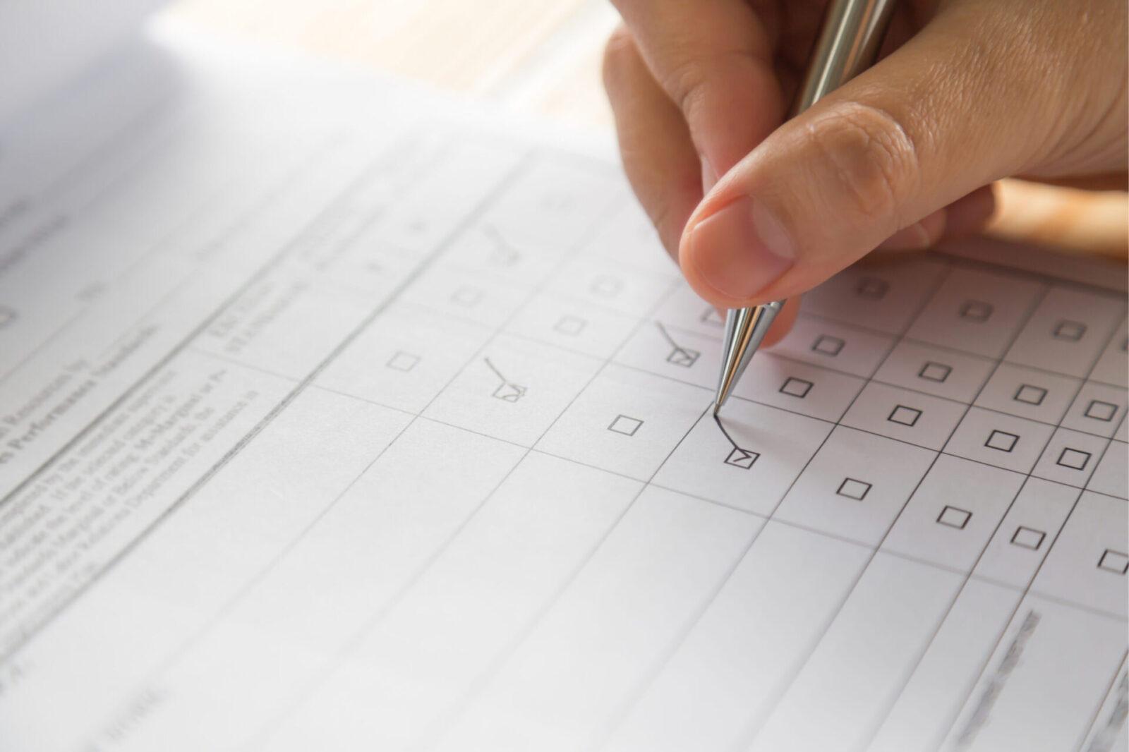 Checklista stambyte